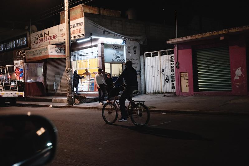 DSCF1519 - Ciclismo Nocturno - Chimalhuacán por Ockesaid a.k.a Joel Lugo