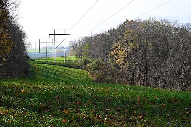 Rolling hills of Northern Kentucky