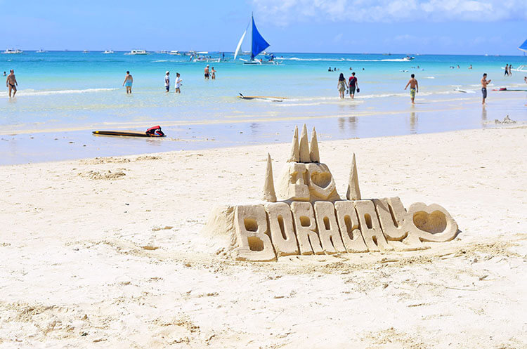 Tourist Attractions in Boracay