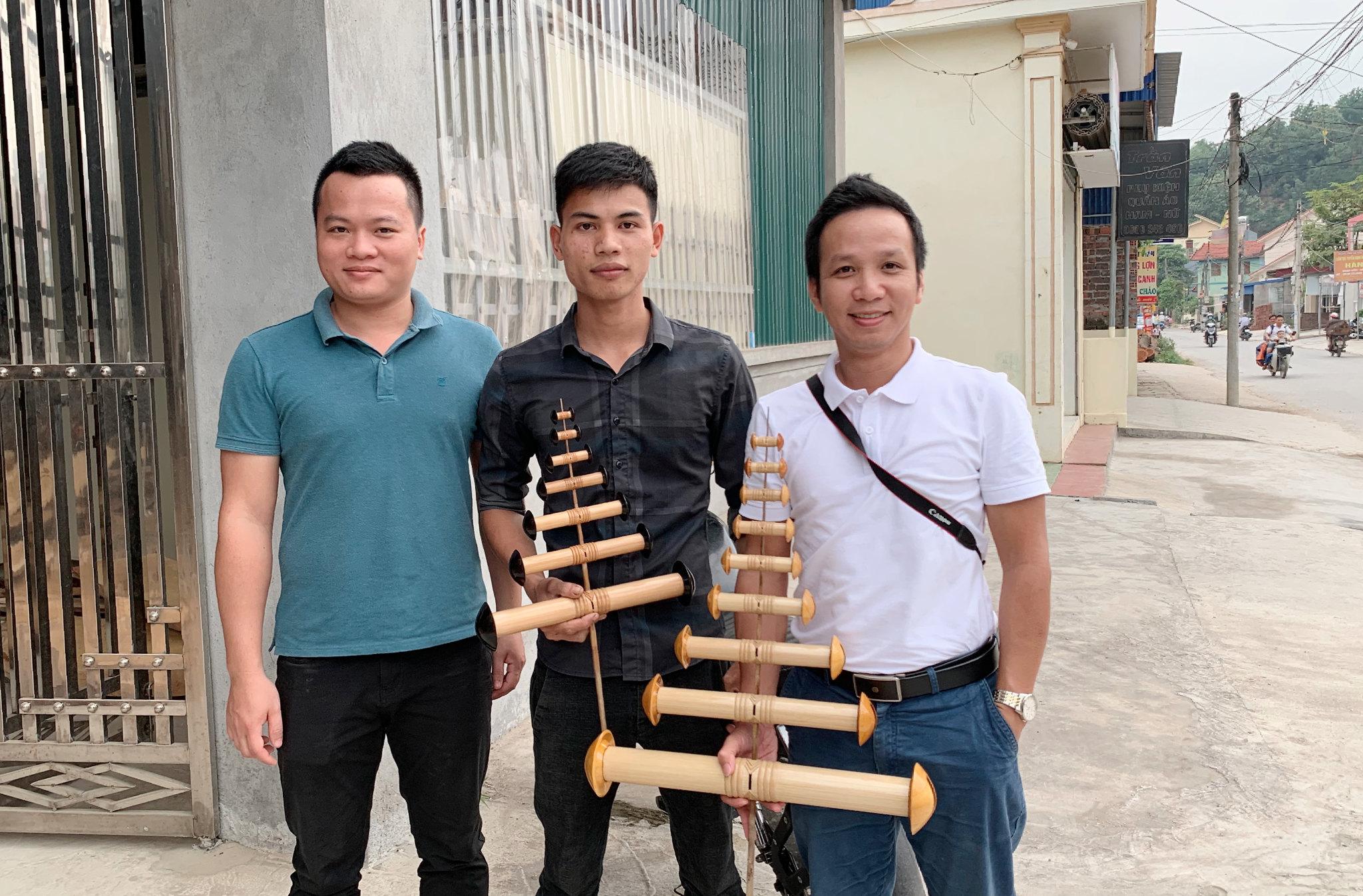 La Xuan Diep - Do Chuc - Hoang Phu