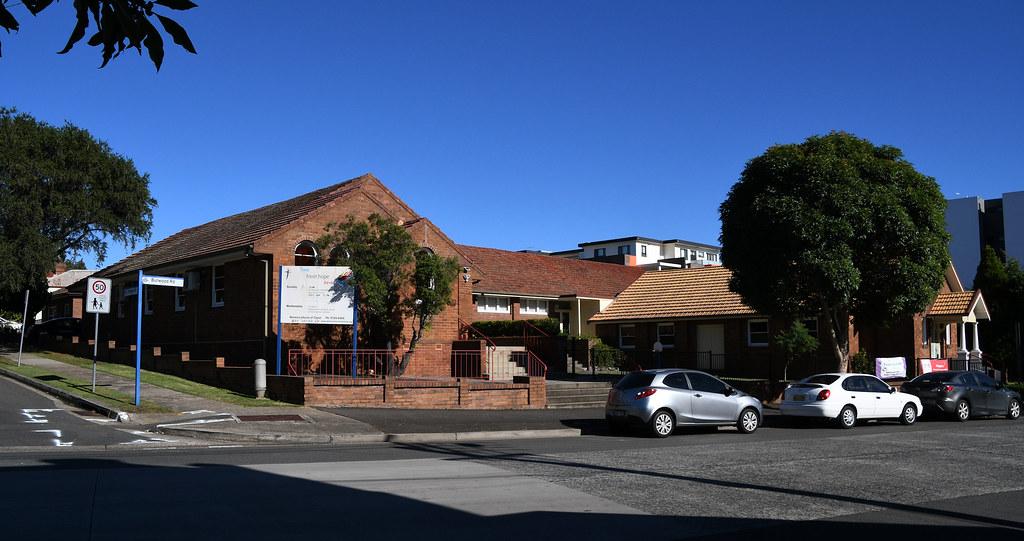 Church of Christ, Belmore, Sydney, NSW.