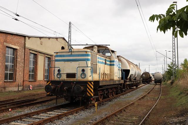 ITB 632 (345 396-6) - Nordhausen 27/09/2020.