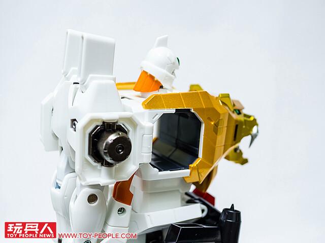 超合金魂 GX-68《勇者王》我王凱牙 開箱報告 完全變形名作再臨!