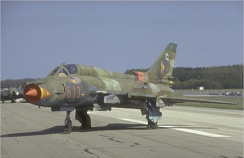 Sukhoi Su-22M4 Fitter-K