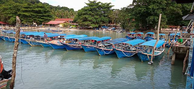 Island Hopping Harbour