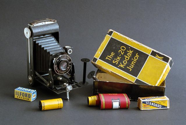 Day 261 (17th Sep) - Six-20 'Kodak' Junior