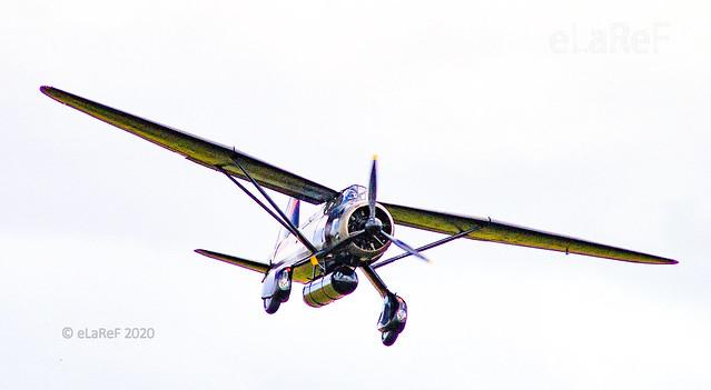 G-AZWT Westland Lysander IIIA c/n Y1536 as MA-B 161Sq V9367