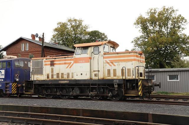 DEBG V60.11 (345 298-4) Klostermansfeld 27/09/2020.