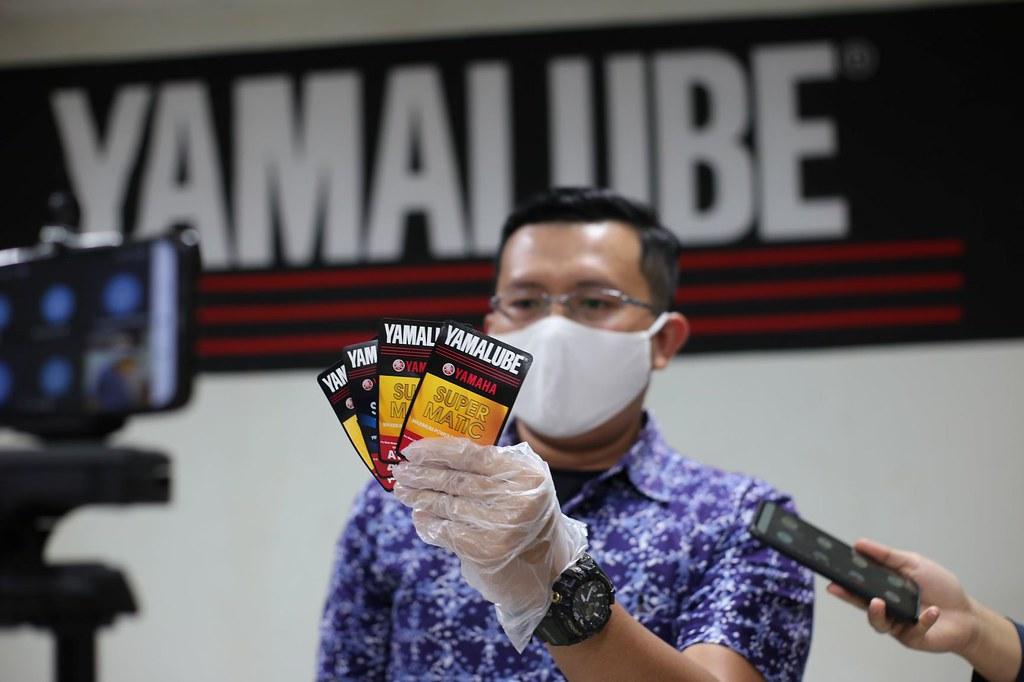 Pengundian Pemenang Program Sobek Label Oli Yamalube