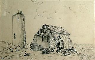 West Lexham, mid-19th Century