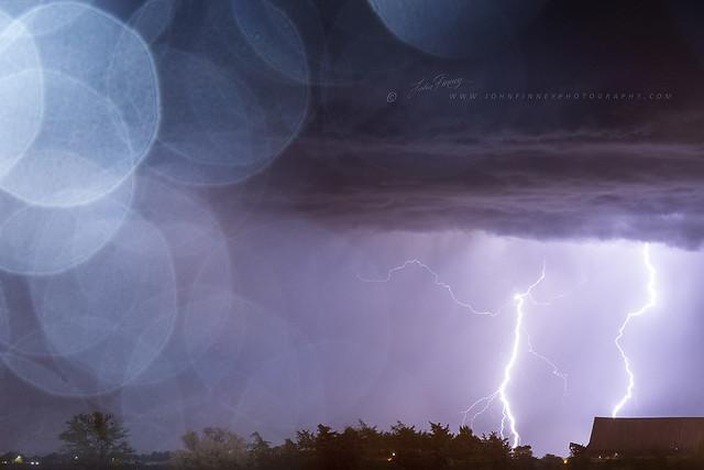 Bokeh Lightning