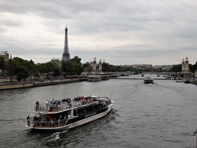 Paris - Paseo por el Sena