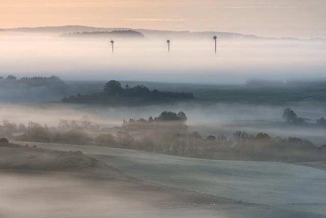 *A sleepy village in the Eifel*