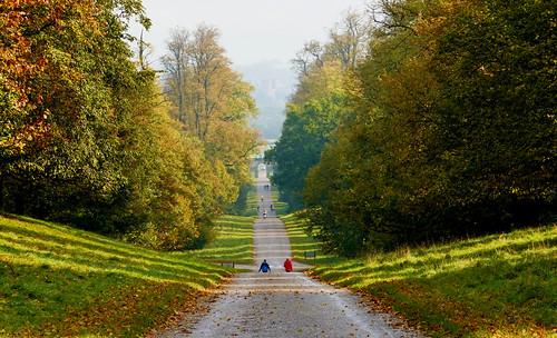 studleyroyal yorkshire northyorkshire autumn nationaltrust landscape