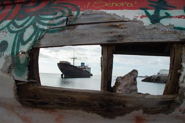 Naufragio dentro de naufragio