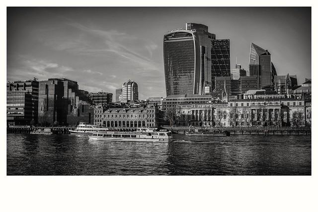 The Walkie Talkie Building, London