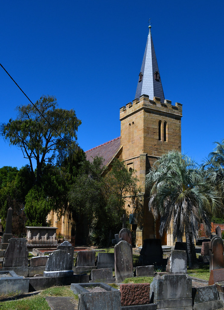 St Thoma's Anglican Church, Enfield, Sydney, NSW.