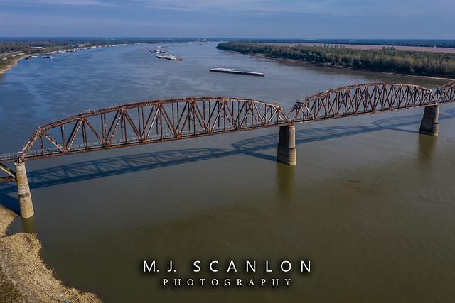 Cairo Railroad Bridge | Ohio River | Illinois/Kentucky