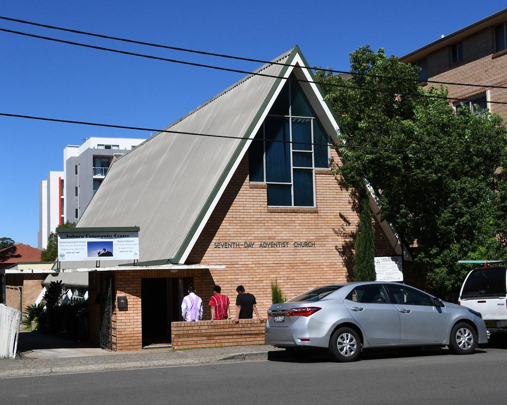 SDA, Auburn, Sydney, NSW.