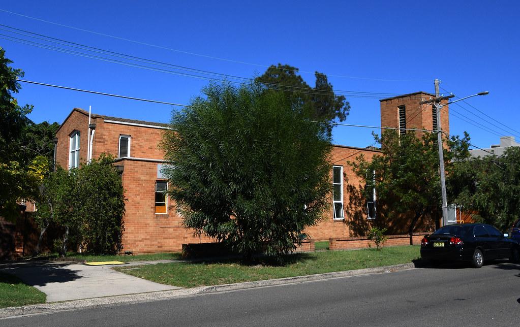Praise Evangelical Free Church, Matraville, Sydney, NSW.