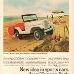Sat, 2020-06-27 21:05 - 1965 Jeep Advertisement Sports Afield July 1965