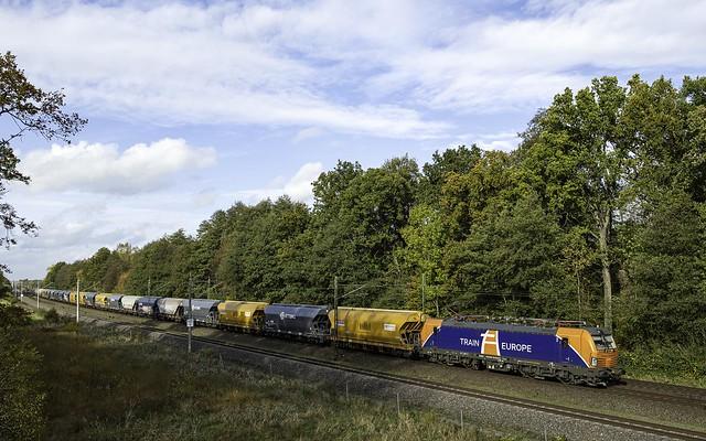 Sangenstedt Train Europe 193 755-6 Getreide