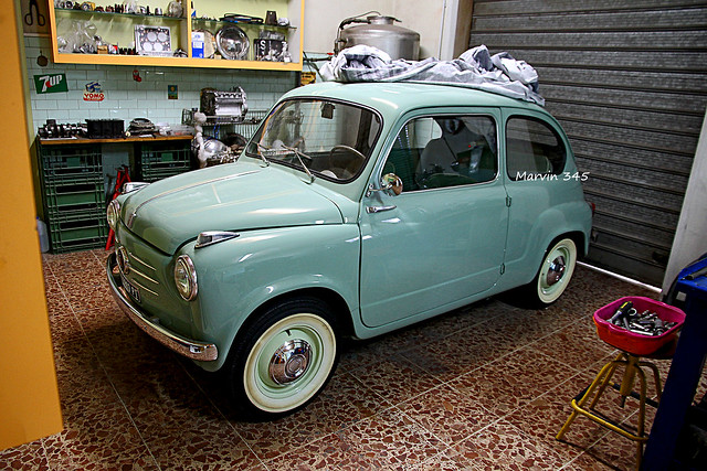 FIAT 600  - year 1957