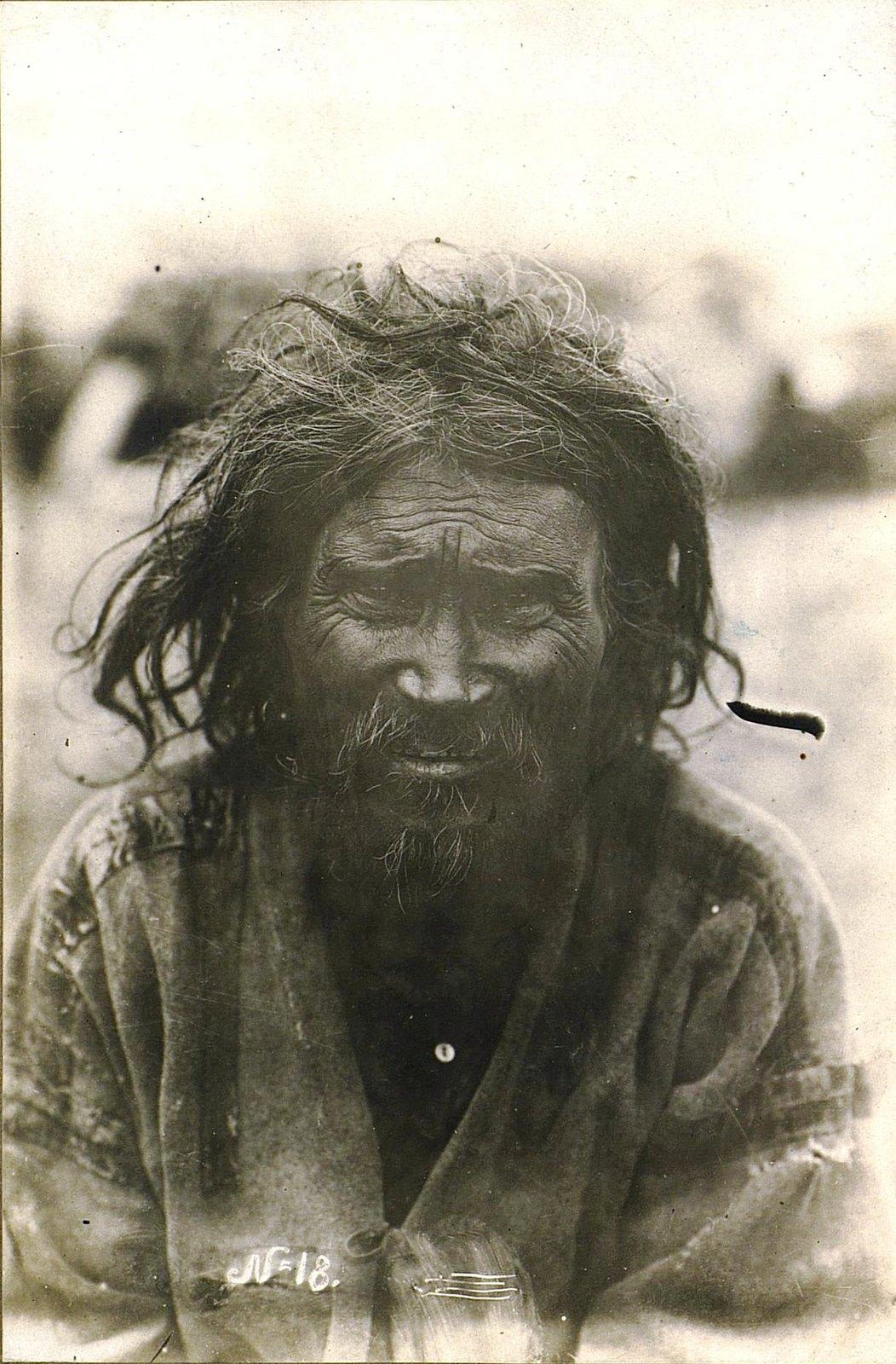 Портрет шамана