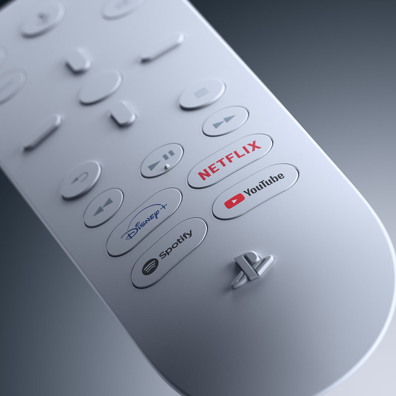 PlayStation 5 - Media Remote