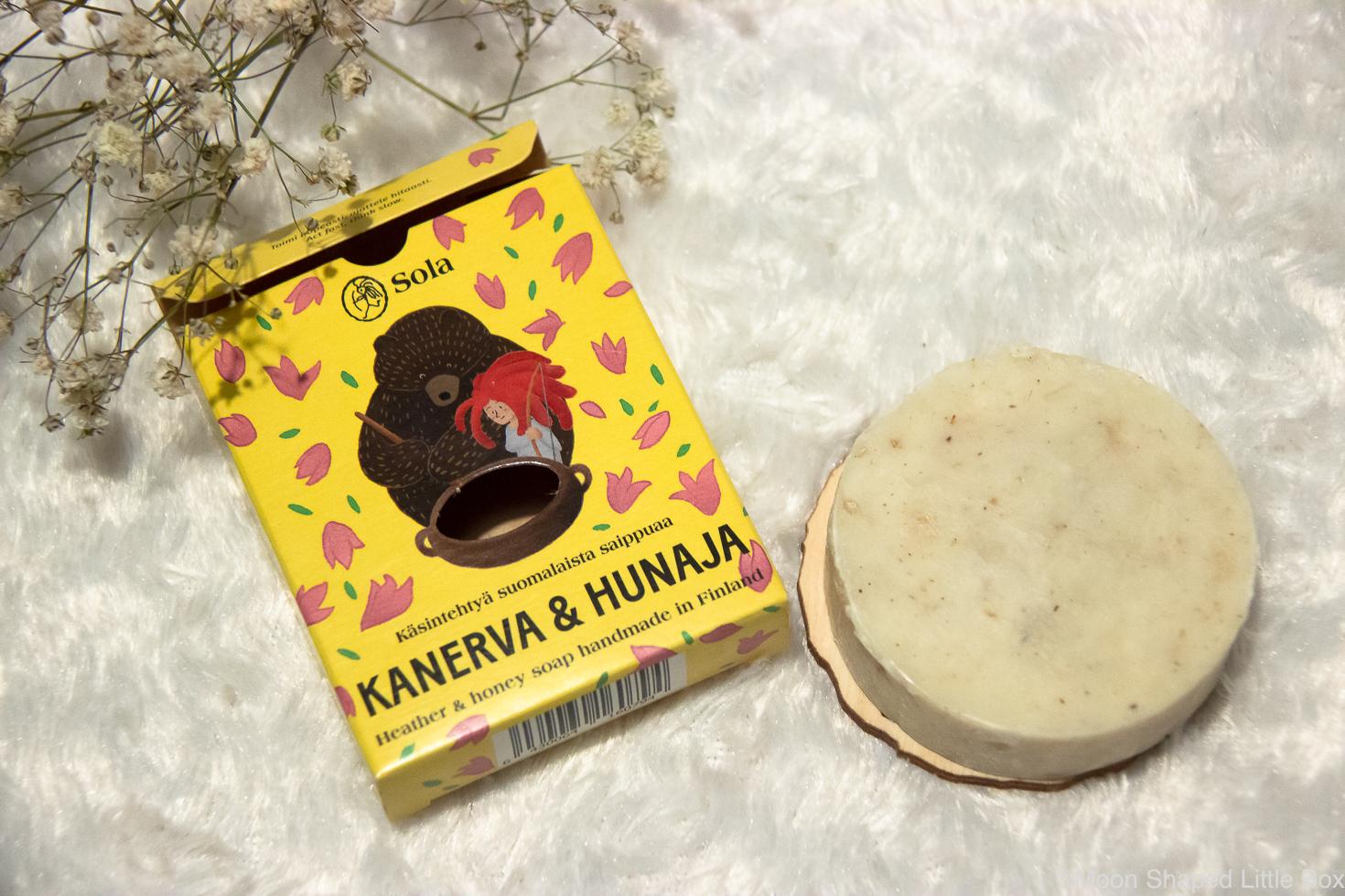 Sola-Saippua-palasaippuat-Kanerva-hunaja