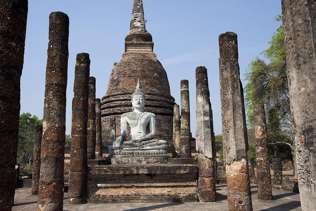 Wat Sra Si, Sukhothai, Thailand