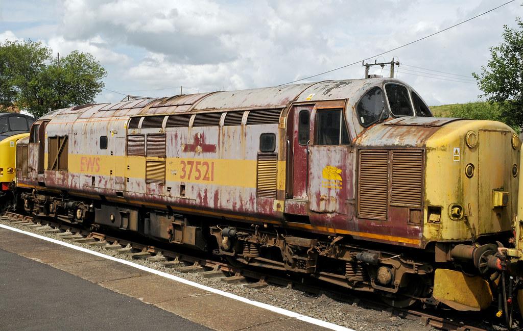 EWS Class 37 37521