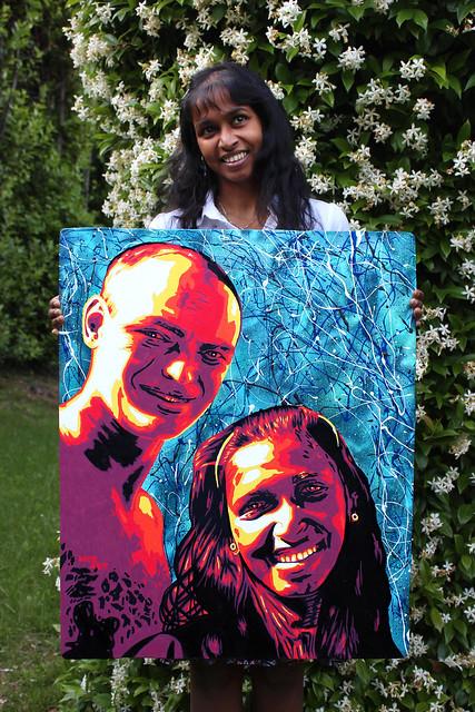 Wiz and Vanny - by WIZ ART