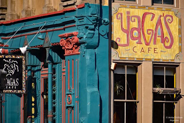 Yagas Café