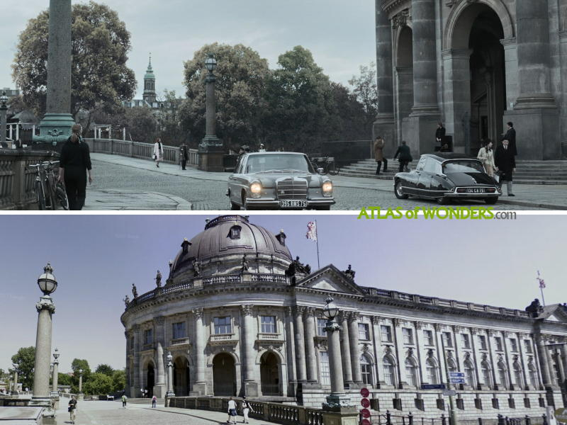 Bode Museum as Paris