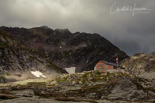 Cadlimohütte, Switzerland