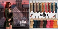 Art&Ko - Autumn set - VANITY