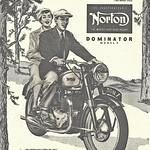 Thu, 2020-10-29 14:44 - The Motor Cycle's opinion of the 1954 Norton Dominator model 7. I wonder how the tester would cope with modern machinery?