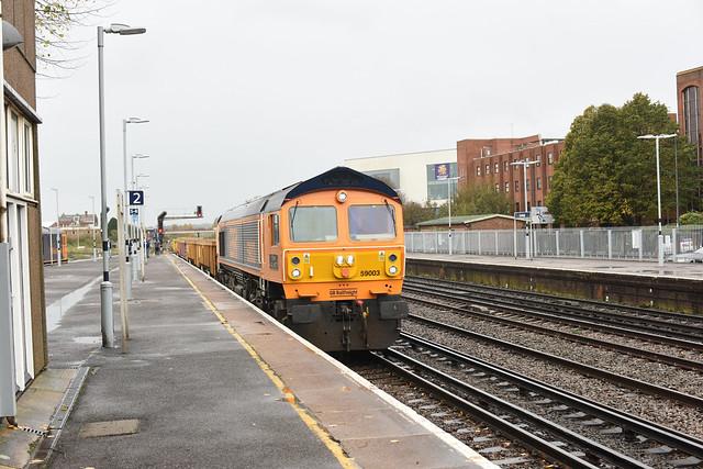 59003 Eastleigh 28/10/20