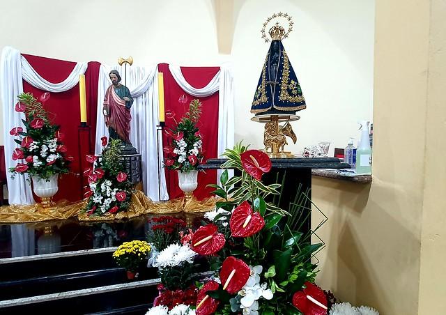 50 anos do Santuário São Judas Tadeu