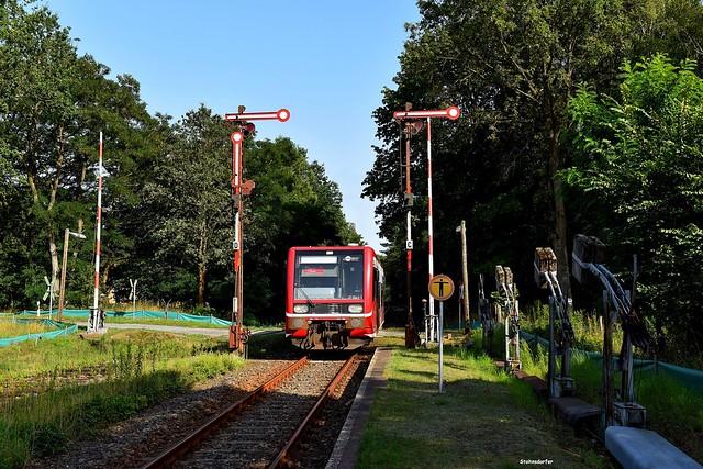 HANS in Bölzke