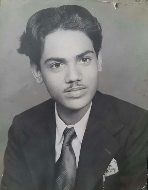 Professor Shamim Hanafi, Dehli