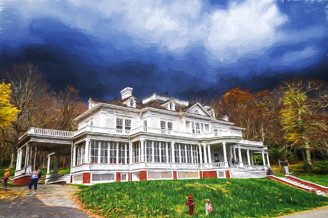 Moses Cone Manor (Blue Ridge Parkway, Blowing Rock NC)