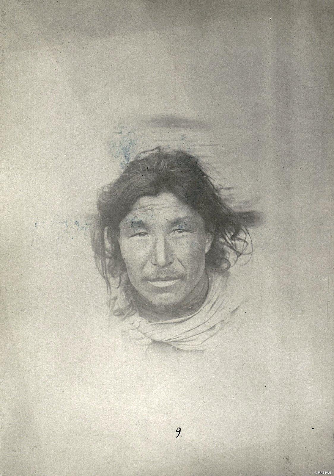 Портрет мужчины (2)