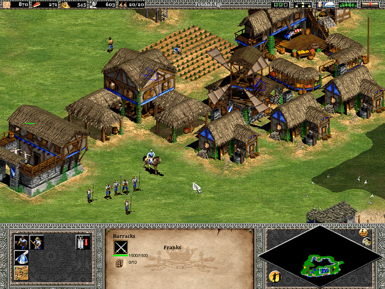 Age Of Empires 2 Screenshot