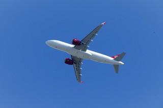 A320neo MSN10226 F-WWIK First flight