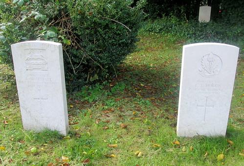 Overleigh Cemetery, Chester, War Graves