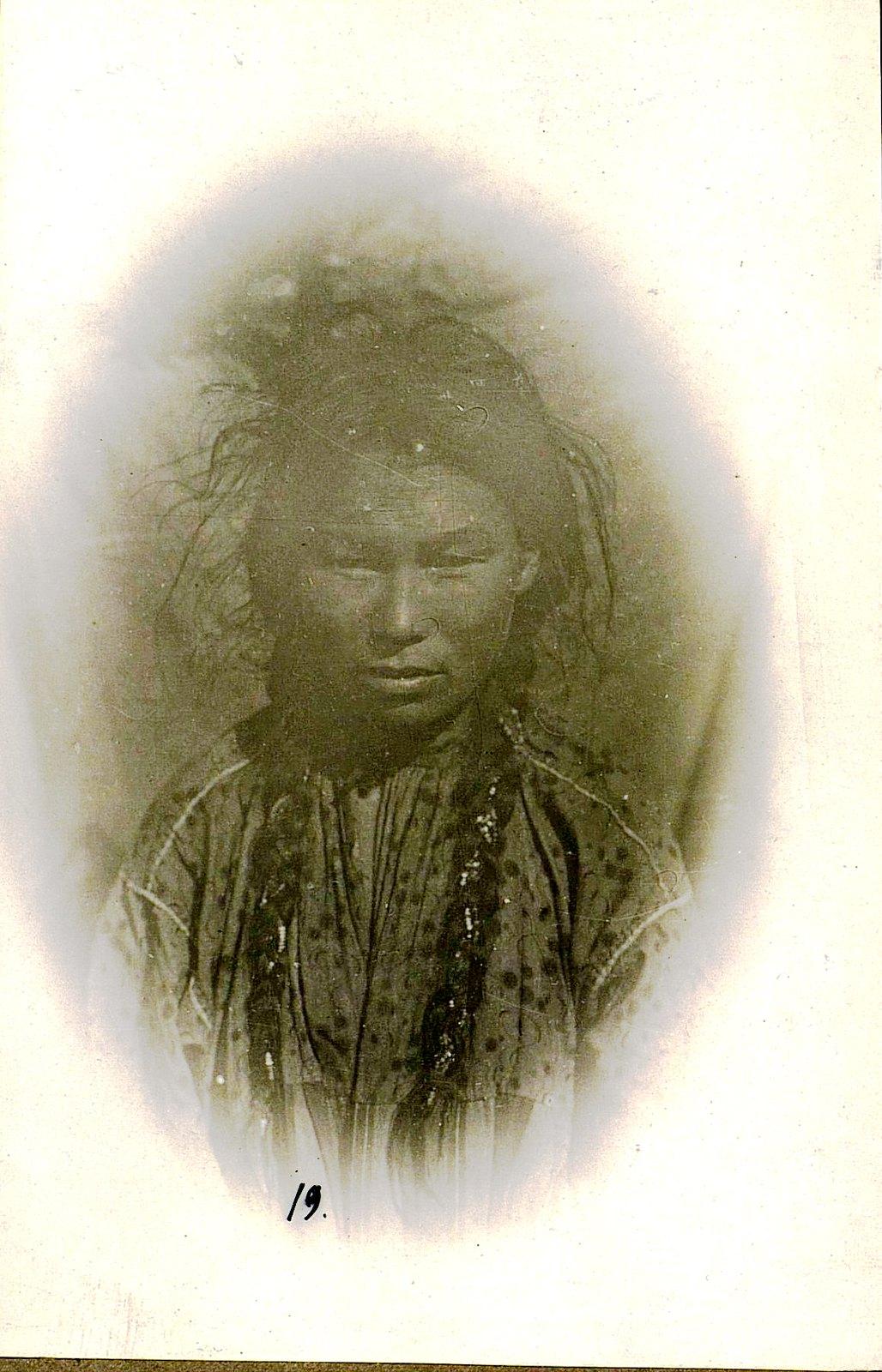 Портрет шаманки