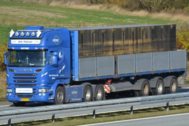 Scania R 730 V8 Scania Streamline Crown Edition - Brbr. Pedersen Arden - DK  BB 93 758