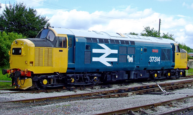 British Rail Class 37 37314